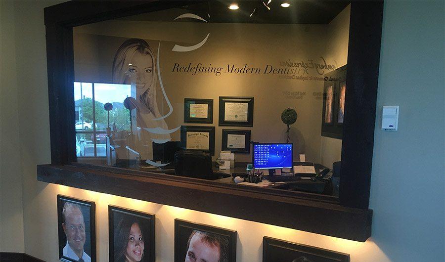 redefining modern dentistry